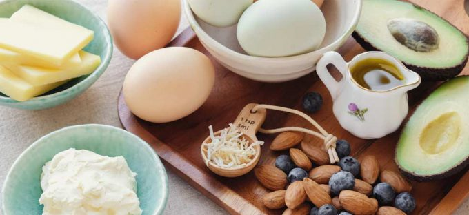 On when person a diet a restricted is ketogenic is what